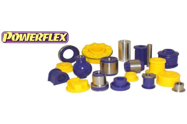 Powerflex High Performance Bush Kits - 2003 to 2009 Models Complete Front & Rear Bush Kit